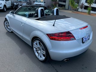 2007 Audi TT 8J S Tronic Quattro Silver 6 Speed Sports Automatic Dual Clutch Roadster.