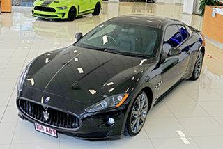 2012 Maserati Granturismo M145 S MC-Shift MC Sportline Grey 6 Speed Sports Automatic Dual Clutch.