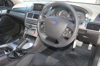 2010 Ford Performance Vehicles F6 FG Silver 6 Speed Sports Automatic Utility