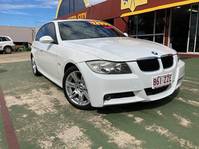 Used BMW 3 Series E90 320i Steptronic Executive, 2006 BMW 3 Series E90 320i Steptronic Executive 6 Speed Sports Automatic Sedan