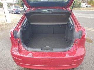 2009 Mitsubishi Lancer CJ MY09 ES Sportback Red 6 Speed Constant Variable Hatchback