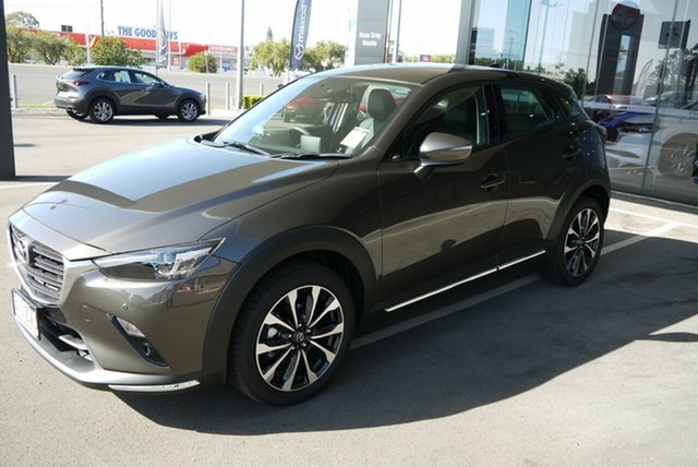 Demo Mazda CX-3 DK2W7A sTouring SKYACTIV-Drive FWD, 2020 Mazda CX-3 DK2W7A sTouring SKYACTIV-Drive FWD 6 Speed Sports Automatic Wagon