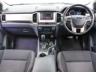 2016 Ford Everest UA Trend White 6 Speed Automatic SUV