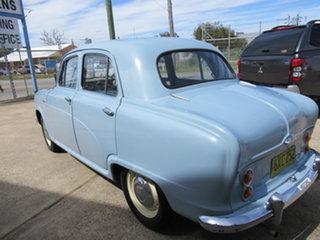 1955 Austin A50 Blue 4 Speed Manual Sedan