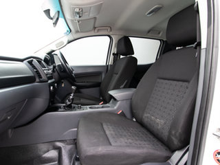 2015 Ford Ranger PX MkII XL 3.2 (4x4) White 6 Speed Manual Cab Chassis