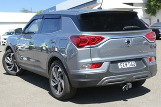 2019 Ssangyong Korando C300 MY20 Ultimate AWD LE Grey 6 Speed Sports Automatic Wagon.