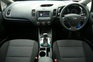 2017 Kia Cerato YD MY18 S Silver 6 Speed Sports Automatic Sedan.
