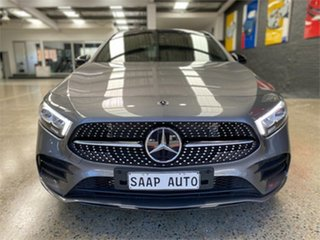 2020 Mercedes-Benz A-Class V177 A180 Grey Sports Automatic Dual Clutch Sedan.