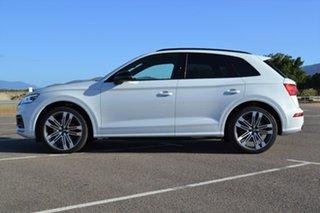 2019 Audi SQ5 FY MY19 Tiptronic Quattro White 8 Speed Sports Automatic Wagon