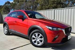2016 Mazda CX-3 DK2W7A Neo SKYACTIV-Drive Red 6 Speed Sports Automatic Wagon.
