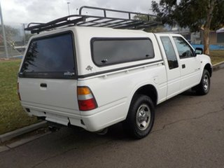 2001 Holden Rodeo TF R9 LX Space Cab 4x2 5 Speed Manual Cab Chassis