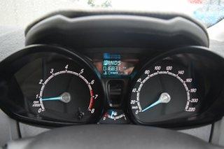 2017 Ford Fiesta WZ Ambiente PwrShift Blue 6 Speed Auto Hatchback.