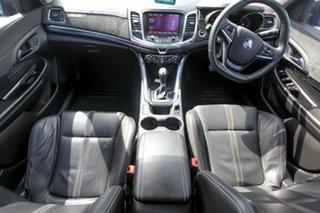2013 Holden Commodore VF MY14 SS V Green 6 Speed Sports Automatic Sedan