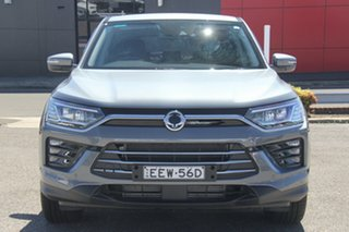 2019 Ssangyong Korando C300 MY20 Ultimate AWD LE Grey 6 Speed Sports Automatic Wagon