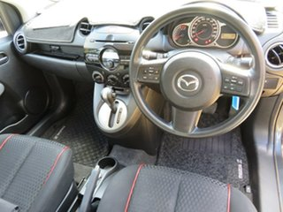 2011 Mazda 2 DE10Y2 MY12 Maxx Grey 4 Speed Automatic Hatchback