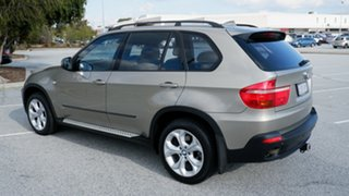 2007 BMW X5 E70 d Steptronic Gold 6 Speed Sports Automatic Wagon
