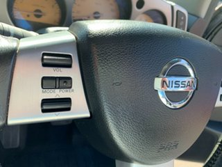 2008 Nissan Murano Z50 TI Blue 6 Speed Constant Variable Wagon