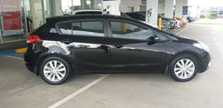 2015 Kia Cerato YD MY15 S Premium Black 6 Speed Sports Automatic Hatchback.