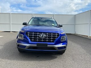 2020 Hyundai Venue QX.2 MY20 Elite 6 Speed Automatic Wagon
