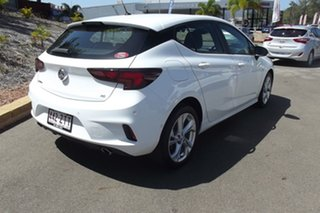 2017 Holden Astra BK MY18 RS White 6 Speed Sports Automatic Hatchback