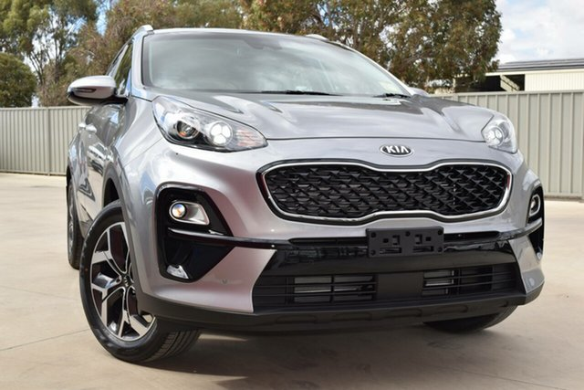 New Kia Sportage QL MY21 SX 2WD, 2020 Kia Sportage QL MY21 SX 2WD Steel Grey 6 Speed Sports Automatic Wagon
