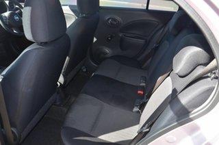 2011 Nissan Micra K13 ST-L Pink 4 Speed Automatic Hatchback
