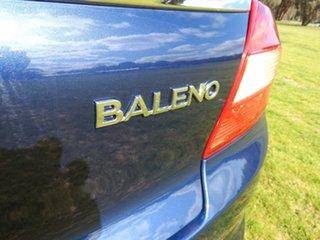 2020 Suzuki Baleno AUTO_GL Blue 4 Speed Automatic Hatchback.
