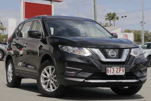 Used Nissan X-Trail T32 Series II ST X-tronic 2WD, 2020 Nissan X-Trail T32 Series II ST X-tronic 2WD Black 7 Speed Constant Variable Wagon