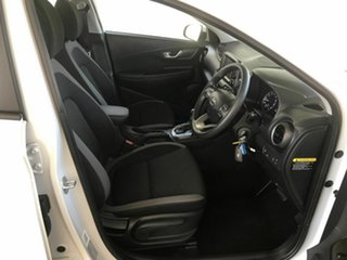 2019 Hyundai Kona OS.3 MY20 Go 2WD White 6 Speed Sports Automatic Wagon