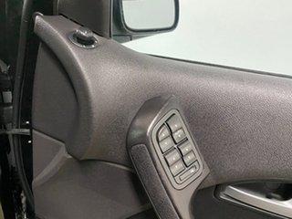 2004 Ford Fairlane BA Ghia Black 4 Speed Automatic Sedan
