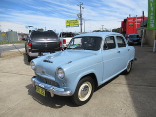 1955 Austin A50 Blue 4 Speed Manual Sedan.