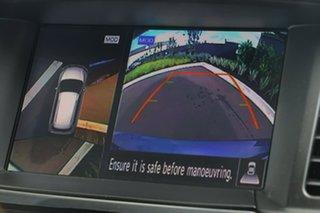 2017 Nissan Pathfinder Blue Wagon