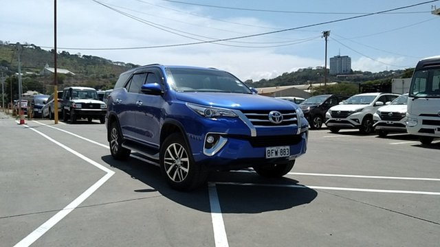 Demo Toyota Fortuner , Toyota Fortuner Automatic