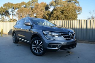 2019 Renault Koleos HZG MY20 Zen X-tronic Grey 1 Speed Constant Variable Wagon.