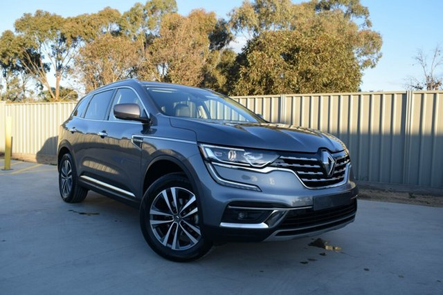 Used Renault Koleos HZG MY20 Zen X-tronic, 2019 Renault Koleos HZG MY20 Zen X-tronic Grey 1 Speed Constant Variable Wagon