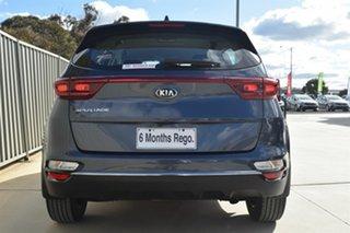 2018 Kia Sportage QL MY19 Si 2WD Blue 6 Speed Sports Automatic Wagon
