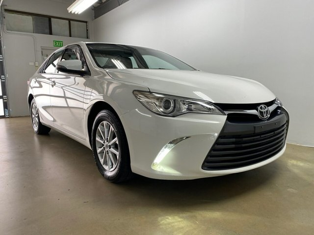 Used Toyota Camry ASV50R MY16 Altise, 2016 Toyota Camry ASV50R MY16 Altise White 6 Speed Automatic Sedan