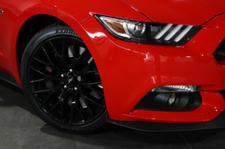 2016 Ford Mustang FM GT Fastback Red 6 Speed Manual Fastback.