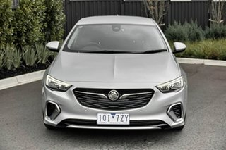 2018 Holden Commodore ZB MY18 RS-V Liftback AWD Silver 9 Speed Sports Automatic Liftback