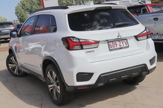 2020 Mitsubishi ASX XD MY20 Exceed 2WD White 1 Speed Constant Variable Wagon.