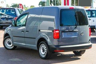 2020 Volkswagen Caddy 2KN MY20 TSI220 SWB DSG Grey 7 Speed Sports Automatic Dual Clutch Van.
