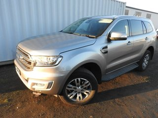 2016 Ford Everest TREND Silver 6 Speed Automatic SUV.