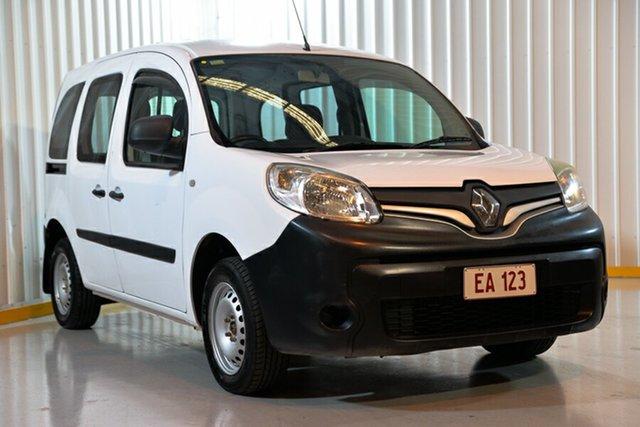 Used Renault Kangoo X61 MY14 1.6 SWB Hendra, 2015 Renault Kangoo X61 MY14 1.6 SWB White 4 Speed Automatic Van