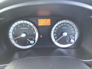 2006 Kia Rio JB Red 4 Speed Automatic Sedan