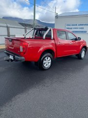 2015 Nissan Navara D23 ST Red 6 Speed Manual Utility
