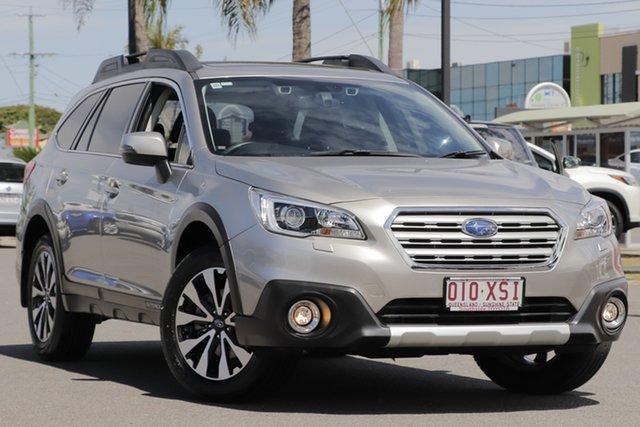 Used Subaru Outback B6A MY17 2.5i CVT AWD Premium, 2017 Subaru Outback B6A MY17 2.5i CVT AWD Premium Silver 6 Speed Constant Variable Wagon