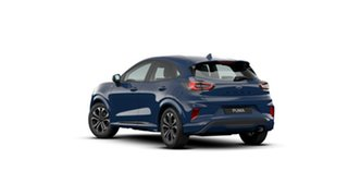 2020 Ford Puma JK 2020.75MY ST-Line Blazer Blue 7 Speed Sports Automatic Dual Clutch Wagon