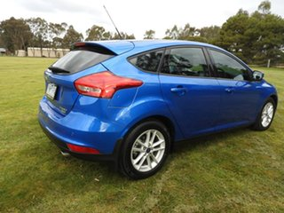 2017 Ford Focus TREND Blue 6 Speed Automatic Hatchback