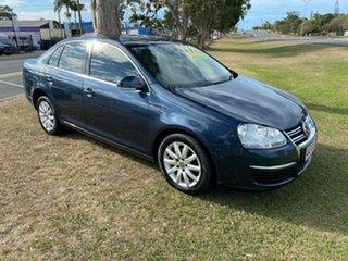 2010 Volkswagen Jetta 1KM MY10 77TDI DSG Blue