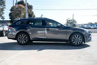 2020 Mazda 6 GL Sport Machine Grey 6 Speed Automatic Wagon.